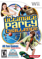 Ultimate Party Challenge (NINTENDO WII)