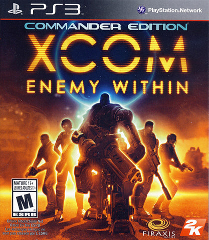 XCOM - Enemy Within (PLAYSTATION3) PLAYSTATION3 Game