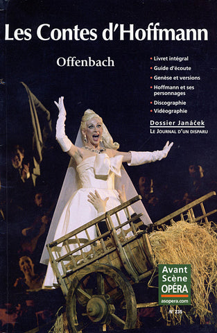 L Avant-Scene Opera, No 235 - Les contes d Hoffmann (OTHER) OTHER Game