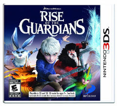 Rise of the Guardians (Trilingual Cover) (3DS)