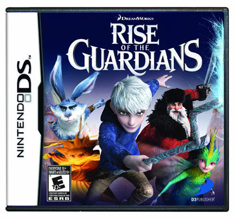 Rise of the Guardians (DS) DS Game