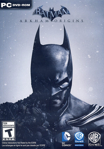 Batman - Arkham Origins (PC) PC Game