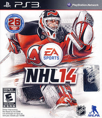 NHL 14 (Bilingual Cover) (PLAYSTATION3)