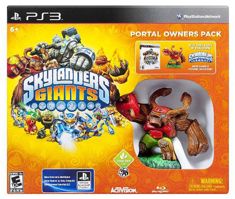 Skylanders Giants Portal Owner Pack (PLAYSTATION3) PLAYSTATION3 Game