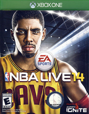 NBA Live 14 (XBOX ONE) XBOX ONE Game
