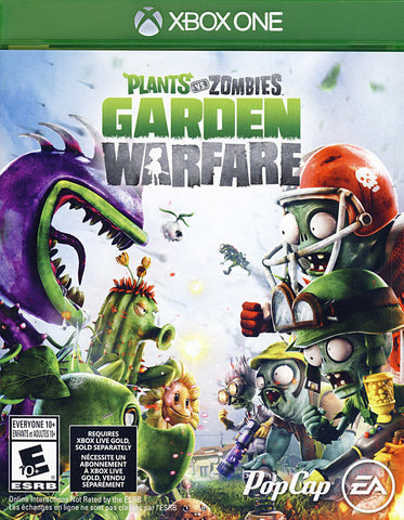 Plants vs Zombies - Garden Warfare (XBOX ONE) XBOX ONE Game