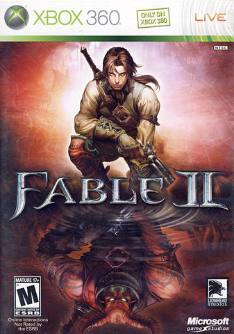 Fable II (2) (XBOX360) XBOX360 Game
