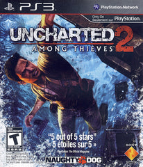 Uncharted 2 - Among Thieves (PLAYSTATION3)