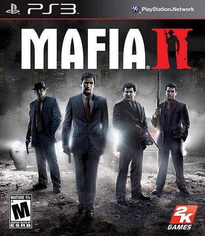 Mafia II (2) (Bilingual Cover) (PLAYSTATION3) PLAYSTATION3 Game