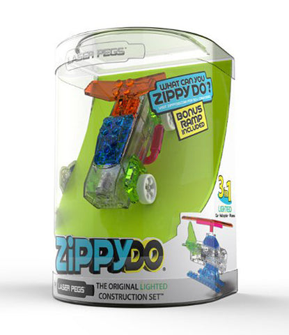 Laser Pegs 3-in-1 Zippy Do Building Set (Toy) (TOYS) TOYS Game