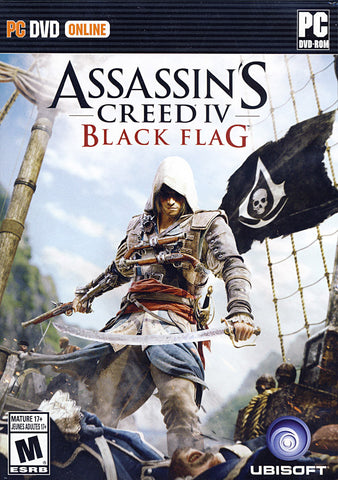 Assassin s Creed IV Black Flag (Limit 1 per customer) (PC) PC Game