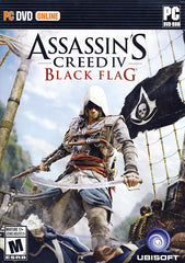 Assassin s Creed IV Black Flag (Limit 1 per customer) (PC)