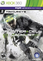 Tom Clancy s Splinter Cell - Blacklist (Trilingual Cover) (XBOX360)