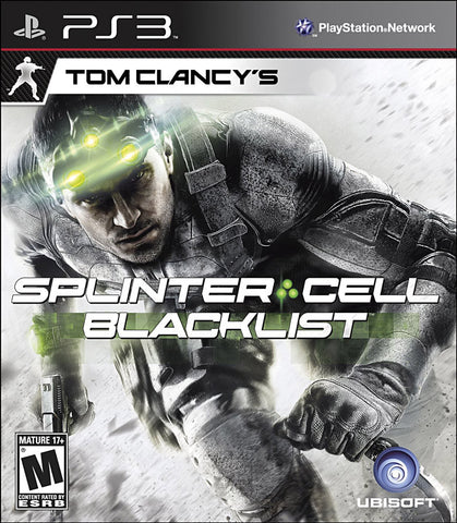 Tom Clancy s Splinter Cell - Blacklist (Trilingual Cover) (PLAYSTATION3) PLAYSTATION3 Game