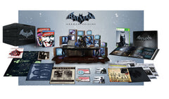 Batman - Arkham Origins (Collector's Edition) (XBOX360)