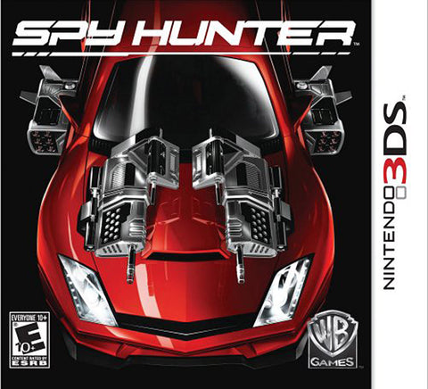 Spy Hunter (Trilingual Cover) (3DS) 3DS Game