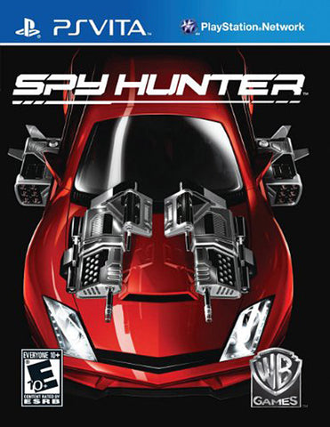 Spy Hunter (PS VITA) PS VITA Game
