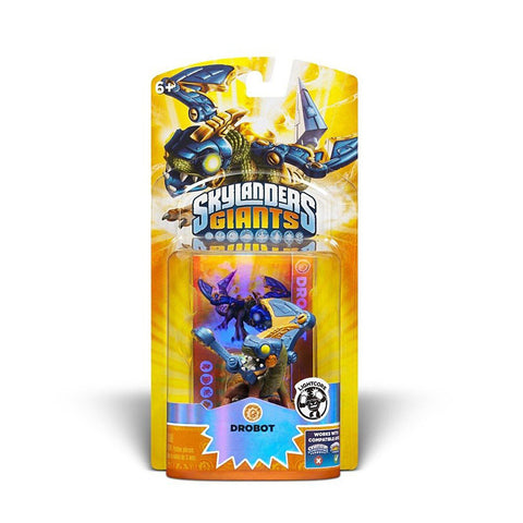 Skylanders Giants - Lightcore Drobot Character (Toy) (TOYS) TOYS Game
