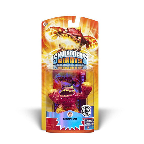 Skylanders Giants - Lightcore Eruptor Character (Toy) (TOYS) TOYS Game