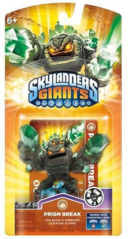 Skylanders Giants - Lightcore Prism Break Character (Toy) (TOYS) TOYS Game