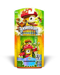 Skylanders Giants - Lightcore Shroomboom Character (Toy) (Multilingual Cover) (TOYS)
