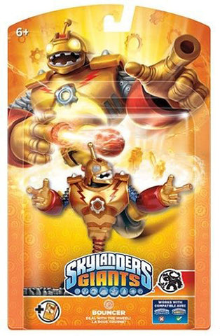 Skylanders Giants - Bouncer Giant Character (Toy) (TOYS) TOYS Game