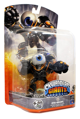 Skylanders Giants - Eye Brawl Giant Character (Toy) (TOYS) TOYS Game