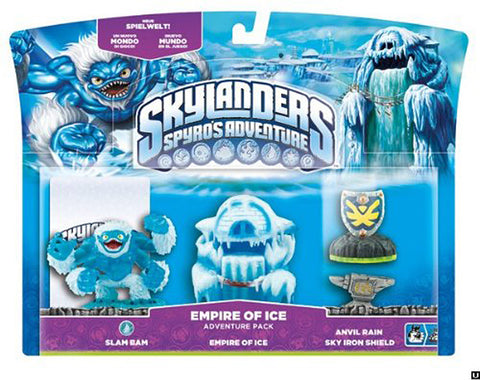 Skylanders Spyro s Adventure Pack - Empire of Ice (Toy) (TOYS) TOYS Game