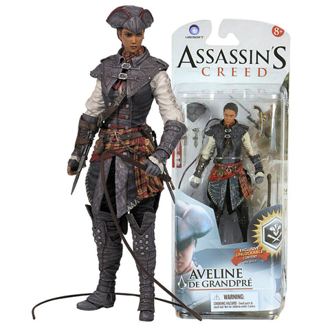 Assassin s Creed Series 2 Action Figure - Aveline De Grandpre (Toy) (TOYS) TOYS Game