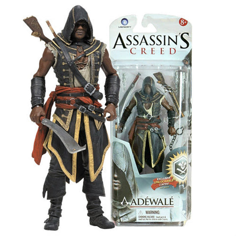 Assassin s Creed Series 2 Action Figure - Adewale (Toy) (TOYS) TOYS Game
