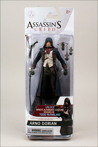 Assassins Creed Series 3 Action Figure - Arno Dorian Secret Assassin (Toy) (TOYS) TOYS Game