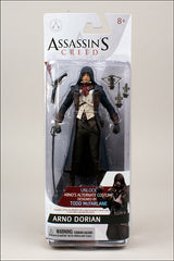 Assassins Creed Series 3 Action Figure - Arno Dorian Secret Assassin (Toy) (TOYS)