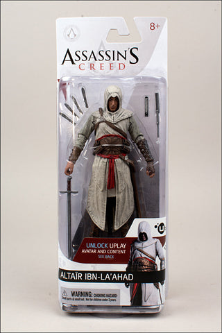 Assassins Creed Series 3 Action Figure - Altair Ibn-La'Ahad (Toy) (TOYS) TOYS Game