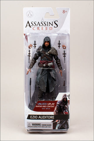 Assassins Creed Series 3 Action Figure - Ezio Auditore Da Firenze (Toy) (TOYS) TOYS Game
