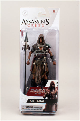 Assassin's Creed Series 3 Action Figure - Ah Tabai (Toy) (TOYS) TOYS Game