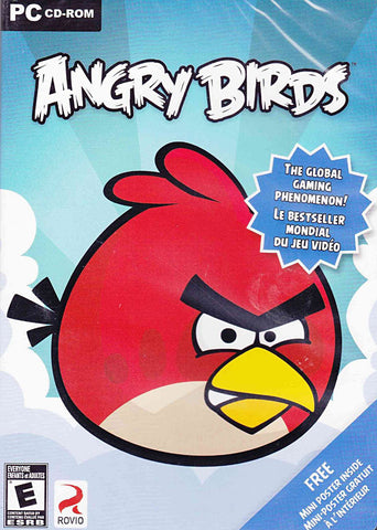 Angry Birds (PC) PC Game
