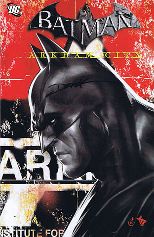 Batman - Arkham City Comic Book (OTHER) OTHER Game