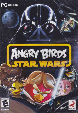 Angry Birds - Star Wars (PC) PC Game