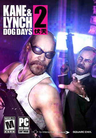 Kane and Lynch 2 - Dog Days (PC) PC Game