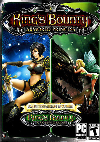 King's Bounty - Armored Princess/Crossworld (PC) PC Game