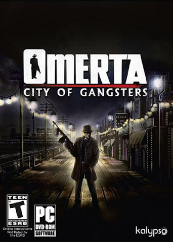 Omerta - City of Gangsters (PC) PC Game