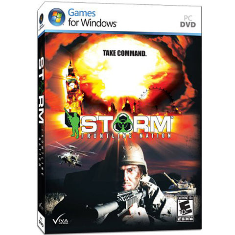 Storm - Frontline Nation (PC) PC Game
