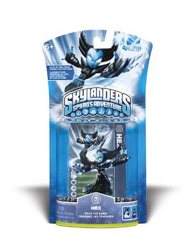 Skylanders Spyro s Adventure - Hex (Limit 1 per Client) (Toy) (TOYS) TOYS Game