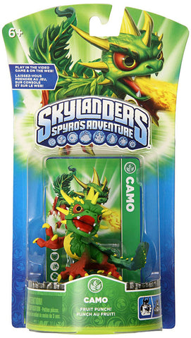 Skylanders Spyro s Adventure - Camo (Toy) (TOYS) TOYS Game