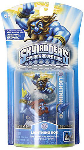 Skylanders Spyro s Adventure - Lightning Rod (Limit 1 per Client) (Toy) (TOYS) TOYS Game