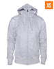 Ubisoft Unisex - Assassin s Creed - Connor Hoodie - X-Small White (APPAREL) APPAREL Game