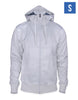 Ubisoft Unisex - Assassin s Creed - Connor Hoodie - Small White (APPAREL) APPAREL Game