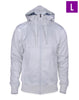 Ubisoft Unisex - Assassin s Creed - Connor Hoodie - Large White (APPAREL) APPAREL Game
