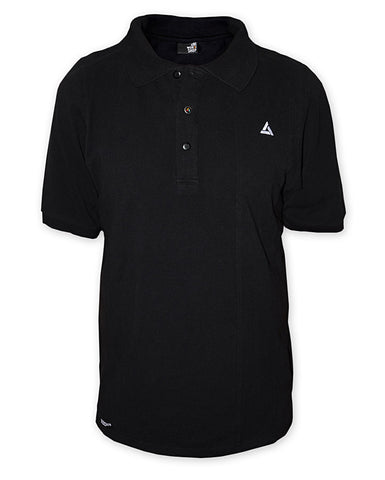 Ubisoft Unisex - Abstergo Animus Polo Limited - Small Black (APPAREL) APPAREL Game