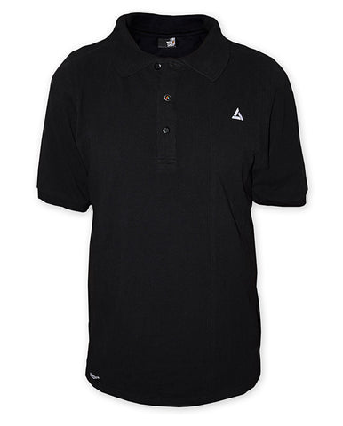 Ubisoft Unisex - Abstergo Animus Polo Limited - Medium Black (APPAREL) APPAREL Game